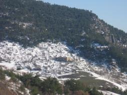 kıncılar köyü